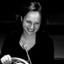 Sibylle Mahni : Horn