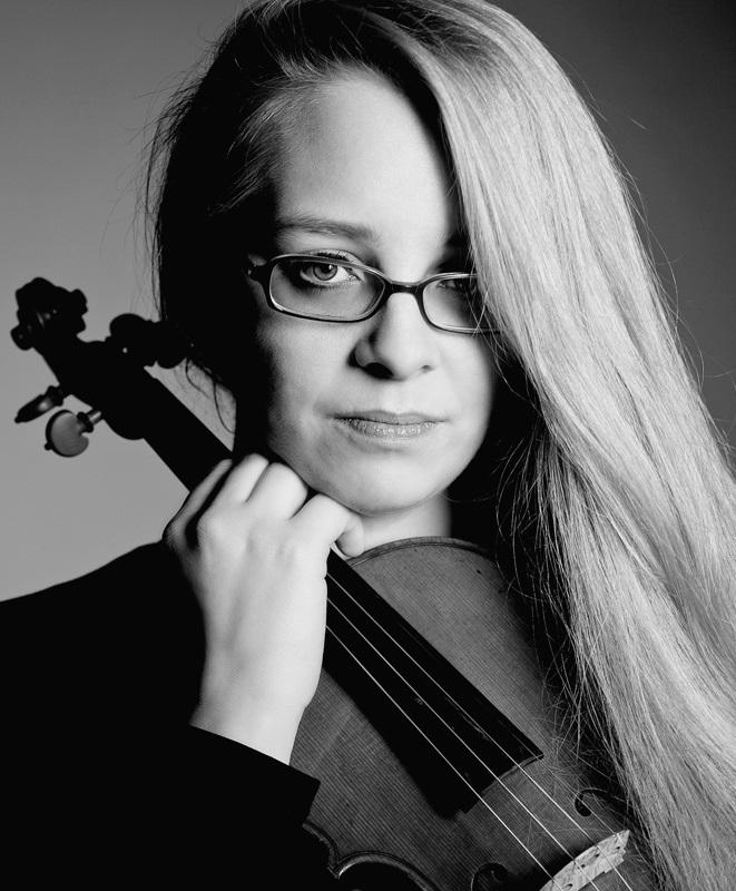 Judith Eisenhofer : Violine