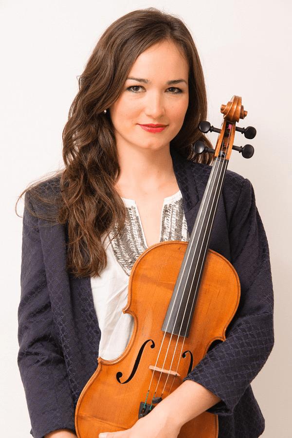 Magdalena Brune : Viola
