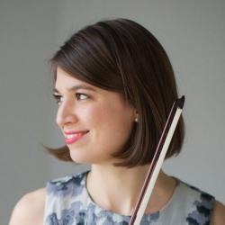 Natalia Sagmeister : Violine