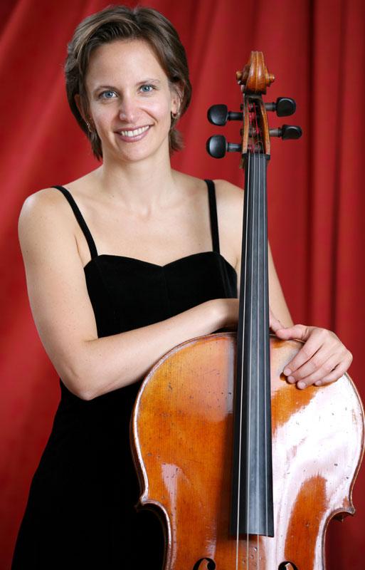 Dagmar Spengler : Violoncello