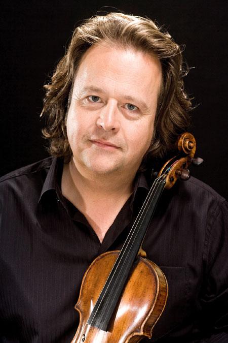 Gernot Süßmuth : Violine