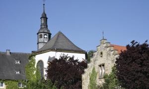 Kapelle auf Gut Holthausen