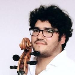 Alexandre Castro-Balbi : Violoncello
