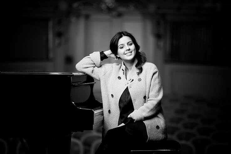 Olga Zado : Klavier