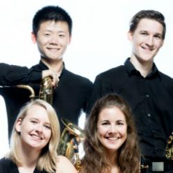Ardemus Saxophone Quartet : Saxophonensemble