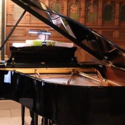 Reinhard Seehafer : Klavier