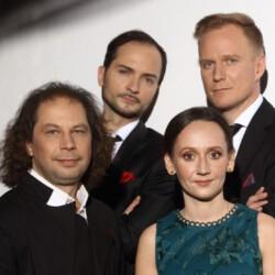 Karol Szymanowski Quartett : Ensemble